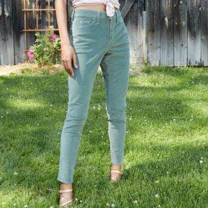 Universal Thread High-Rise Corduroy Skinny Jeans
